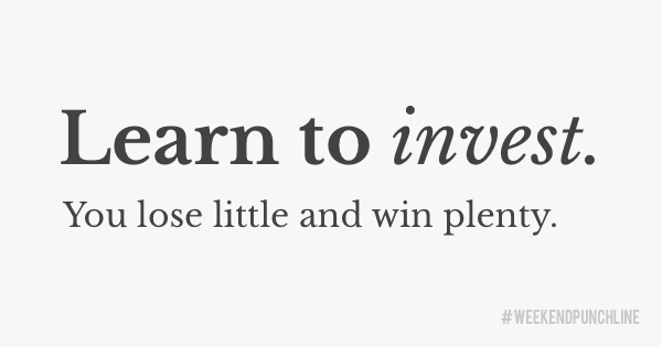 Learn to invest